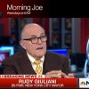 Giuliani: Muslims Ready for Their Coppola Close-Up