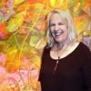 title='Painter Margaret Lazzari (Photo: Paula Parisi 2017)' alt='Painter Margaret Lazzari (Photo: Paula Parisi 2017)' title=
