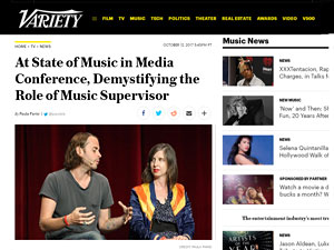 paula parisi variety article guild of music supervisors