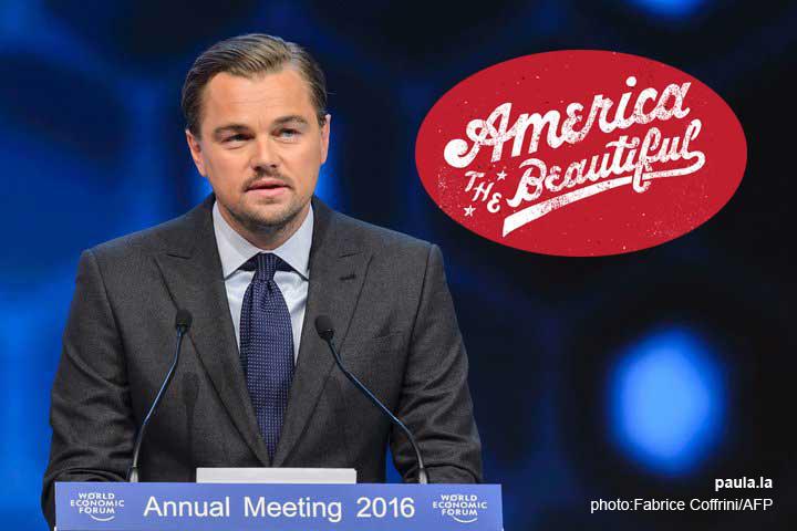 Leonardo DiCaprio for President 2020