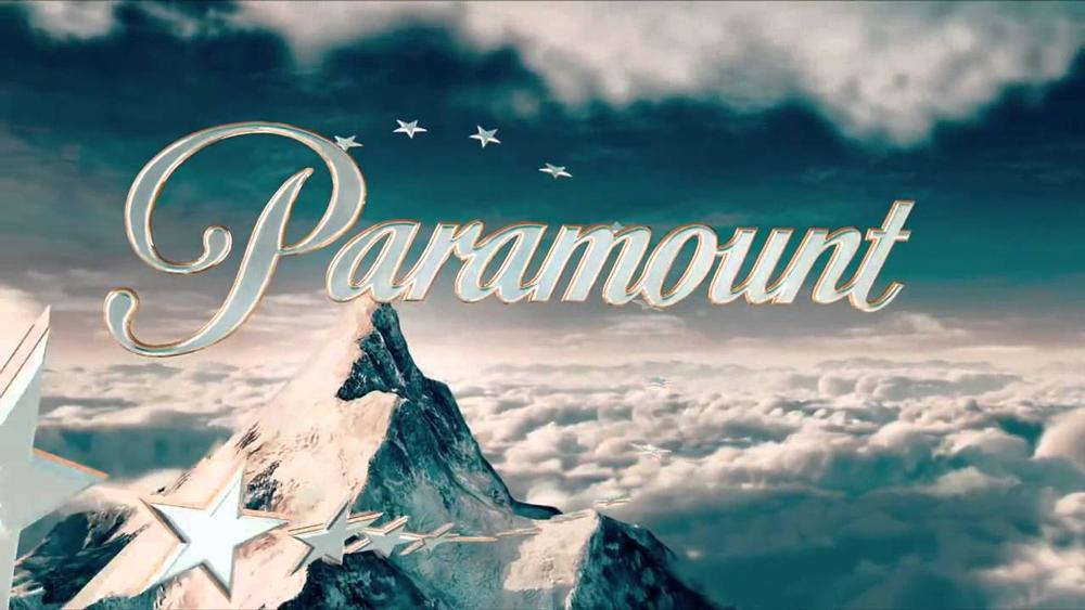 Screen-grab from 2012 Paramount 100 anniversary logo